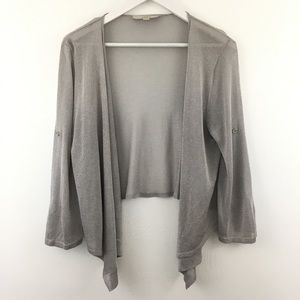 3/$22 LOFT Open Front Cardigan Sweater